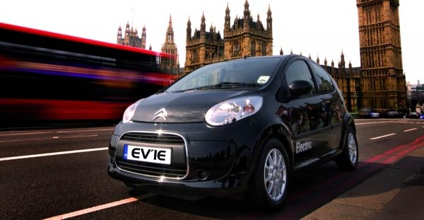 axeon to power electric citroen c1 evie. Black Bedroom Furniture Sets. Home Design Ideas