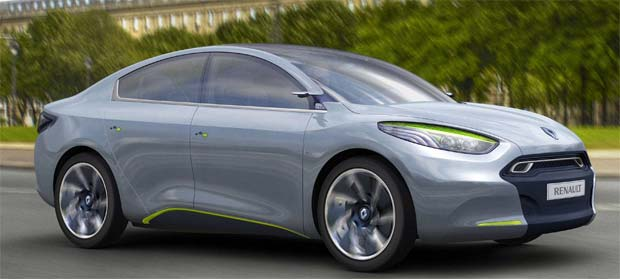 Renault Partners With Rwe For Electric Car Project
