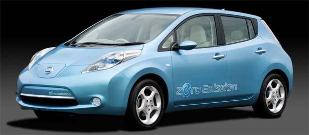 nissan announces pricing for leaf electric car in japan. Black Bedroom Furniture Sets. Home Design Ideas