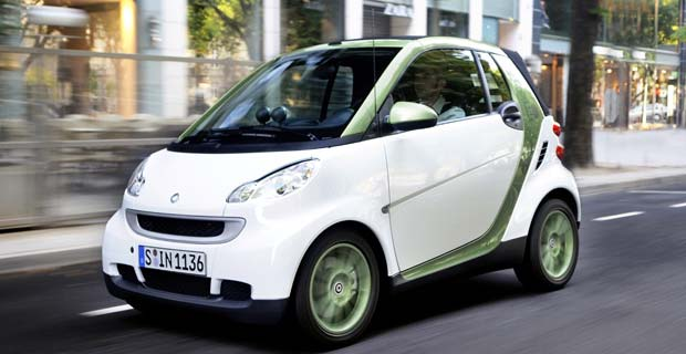 Smart Fortwo Electric 41 Countries Agree Safety Standards for Electric Cars