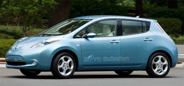 Nissan Leaf California Electric Cars Get $114m Push in California