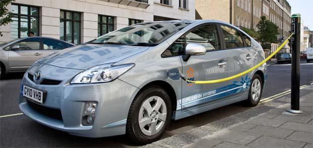 Uk Confirms Electric Car Grant