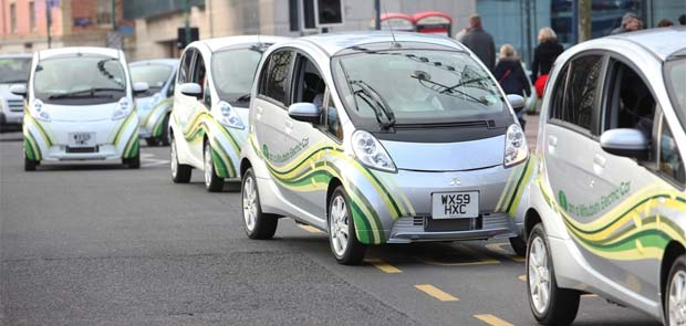 First Phase Of Uk Electric Car Trial Complete
