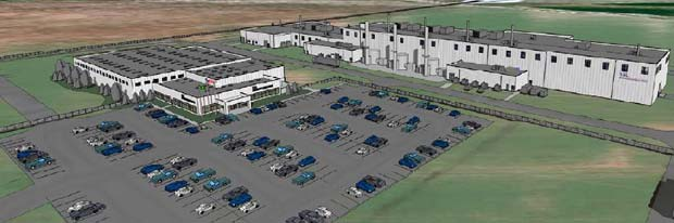 SGL Automotive Breaks Ground on Carbon Fiber Plant in Moses Lake