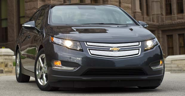 Gm to build 1000 chevy volts in 2011 for General motors annual report 2010
