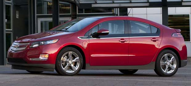 2011 chevrolet volt extended range electric vehicle for General motors annual report 2010