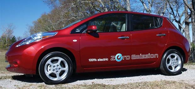nissan leaf gets equivalent of 99 mpg. Black Bedroom Furniture Sets. Home Design Ideas