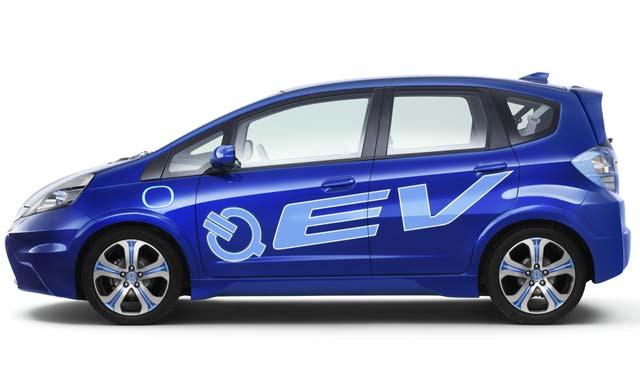 Honda Fit EV Concept Unveiled at LA Auto ShowHonda has ...