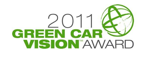 Green Car Award Green Car Vision Award