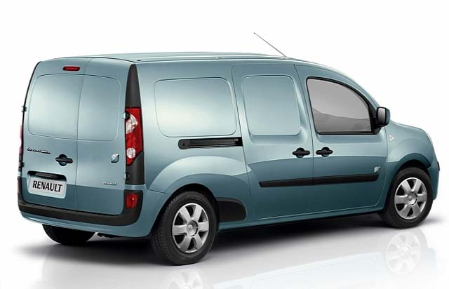 renault kangoo maxi z e unveiled. Black Bedroom Furniture Sets. Home Design Ideas