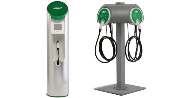 Aerovironment To Deploy Electric Vehicle Charging Docks In