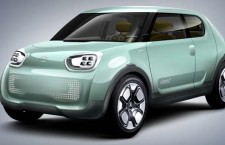 Kia Naimo Electric Car Concept Debuts at Seoul Motor Show
