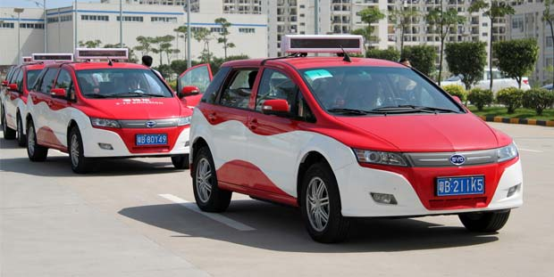 Image result for EVs in Shenzhen