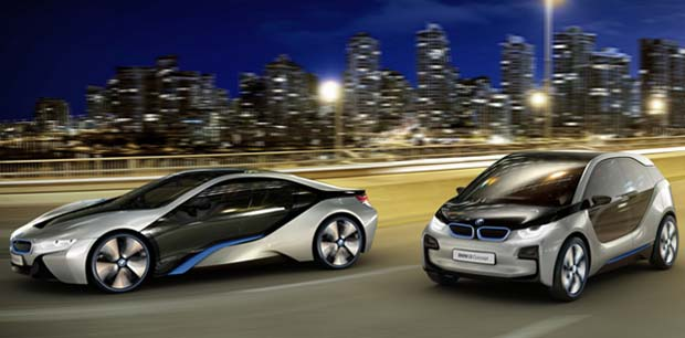 BMW Opens Carbon Fiber Factory for 'i' Electric Vehicles