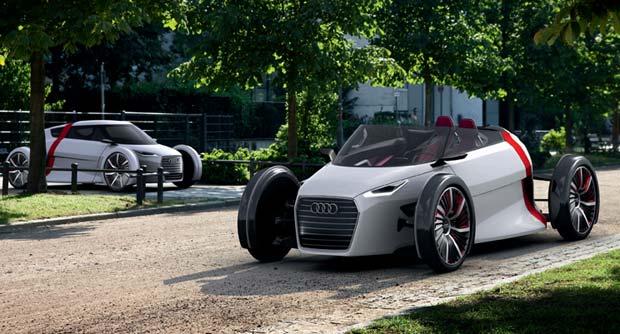 Audi Urban Concept p Audi Urban Concept Cars: 2011 Frankfurt Motor Show