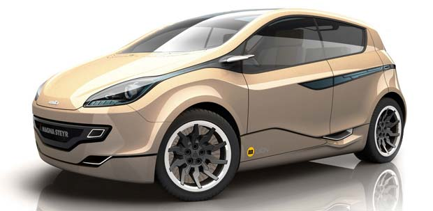Ontario Magna Team Up On Electric Cars