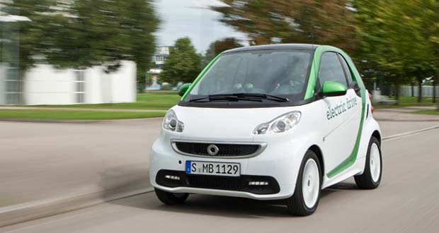 Third gen Fortwo ED Smart Fortwo Electric Drive Priced at €16,000 in Germany