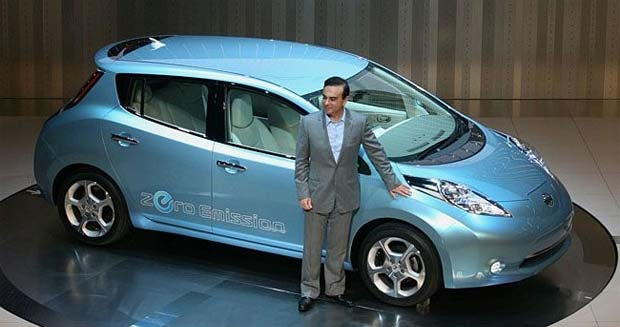 Nissan Aims To Sell Million Electric Cars By