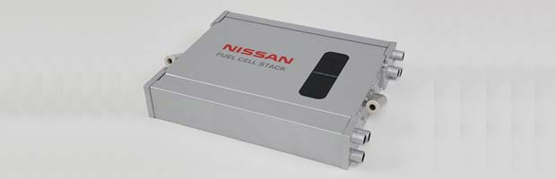 Nissan Fuel Cell Stack Nissan Develops Next Generation Fuel Cell Stack