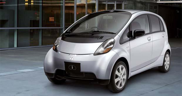 Mitsubishi i Tops Greenest Vehicle List for 2012