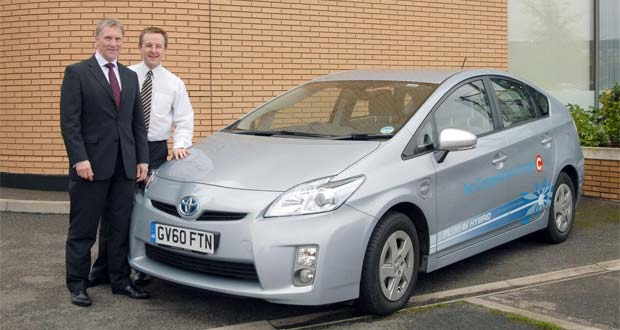 LeasePlan Begin Trial of Toyota Prius Plug-In Hybrid