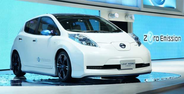 Nissan Leaf Nismo Nissan LEAF Nismo Concept