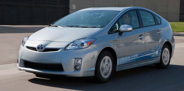 2012 Prius Plug-In Hybrid Cleared for California Clean Vehicle Rebate