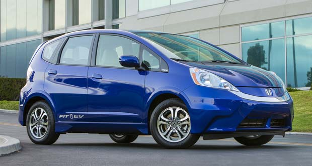 2013 honda fit ev available to lease starting at 389 per month for Honda fit lease price