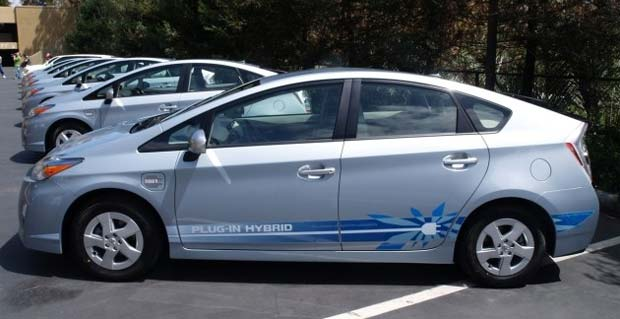 Prince Albert II of Monaco Gets First Prius Plug-in in Europe