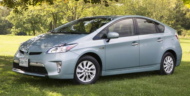 Prius Plug-in Hybrid Earns 2012 Urban Green Vehicle Award