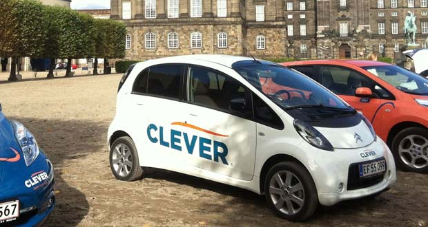 CLEVER Expands its Fast Charging Network in Denmark and Neighboring Countries