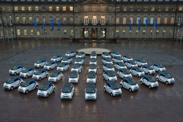 car2go launches electric carsharing in stuttgart. Black Bedroom Furniture Sets. Home Design Ideas