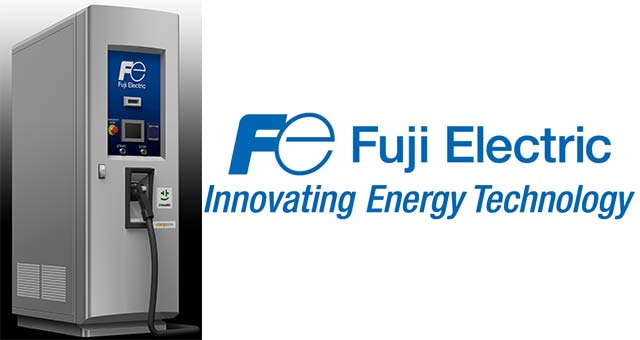 Fuji Electric Introduces Newly Designed Ev Charging Station