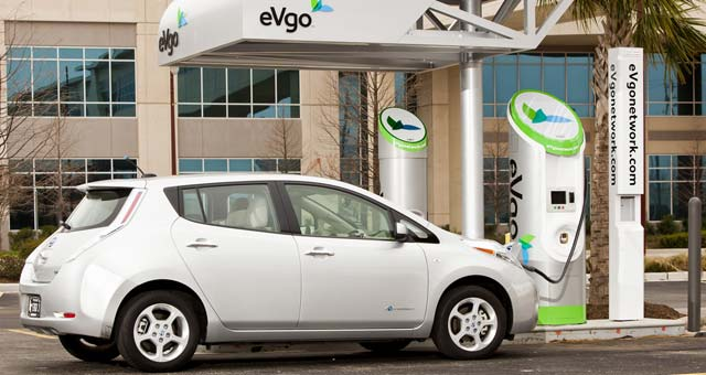 NRG eVgo Brings DC Fast Charging to Chicago