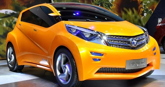 BYD's new concept