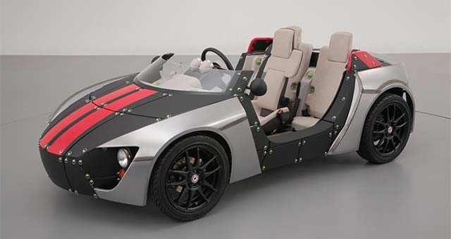 Diy Toyota Concept Unveiled