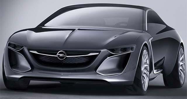 Opel Monza Concept: 2013 Frankfurt Preview