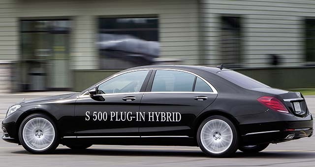 Mercedes-Benz S 500 Plug-In Hybrid Priced at €108,944 in Germany
