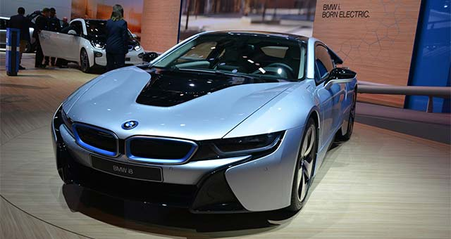 First BMW i8 Deliveries Scheduled For June; Performance and Fuel Economy Spec Further Improved