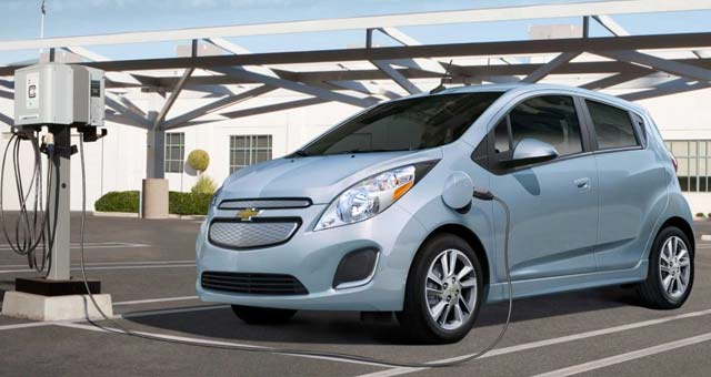 Spark EV GM Working on Long Range Electric Car