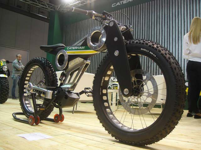 caterham to launch two e bikes next year electric cars. Black Bedroom Furniture Sets. Home Design Ideas