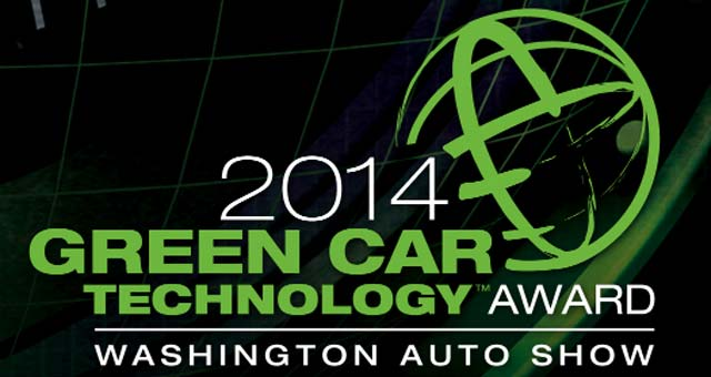 2014 Green Car Technology Award Finalists named for 2014 Green Car Technology Award