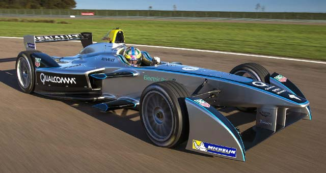 Rio Removed from Inaugural Formula E Season Calendar
