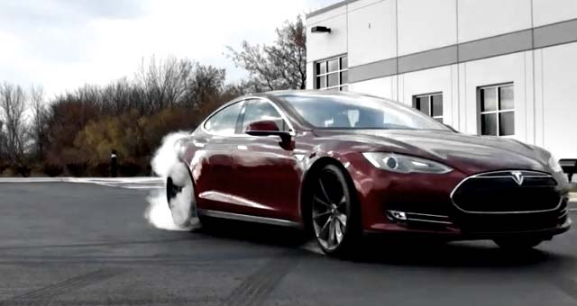 Tesla Delivers 7,579 Model S Sedans in Q2