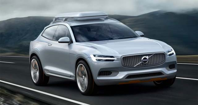 volvo concept xc coupe previews next xc90 phev version coming in late 2014. Black Bedroom Furniture Sets. Home Design Ideas