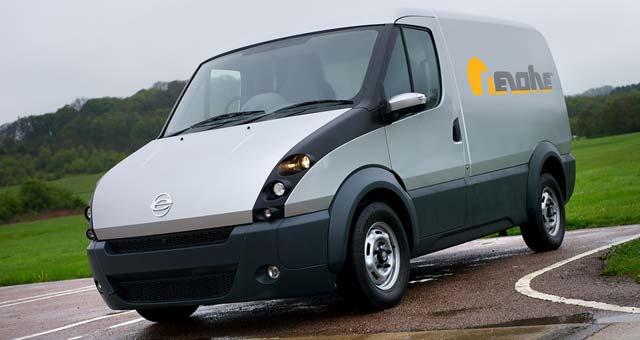 Emerald-Electric-van