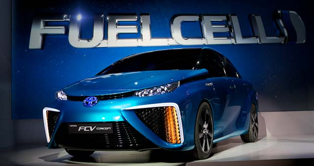 Toyota Approved to Manufacture Hydrogen Tanks for FCVs