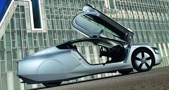 Volkswagen XL1 Claims Top Accolade In Designs Of The Year Awards