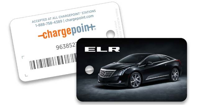 Cadillac and ChargePoint Bring EV Customer Luxury Driving Experience