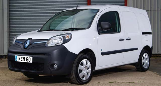 9e1acf0479 Renault Kangoo Van Z.E. Now Upgraded And Improved Across The Lineup